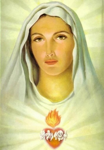Feel In Spanish >> Immaculate Heart of Mary | English: Immaculate Heart of Mary… | Flickr