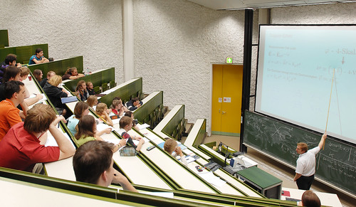 Lecture Hall | by uniinnsbruck