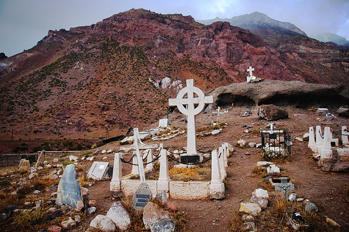 Mountaineers' Cemetery | by Leonid Plotkin