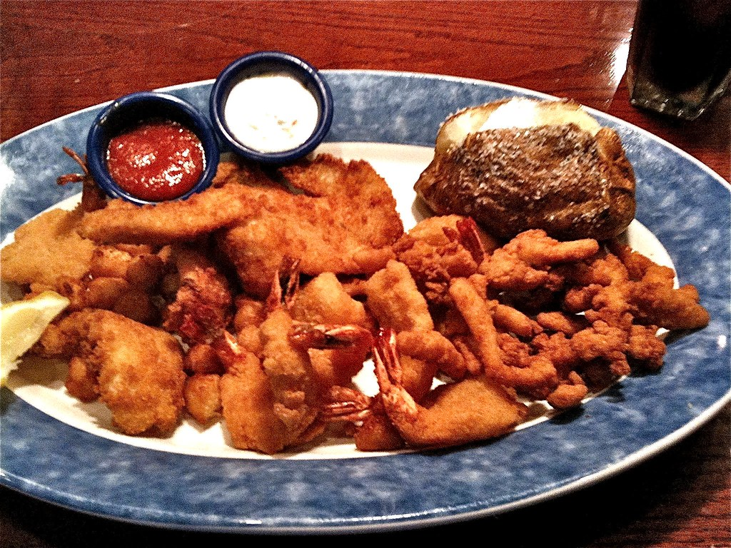 Admiral's Feast at Red Lobster | My favorite meal at RL. The… | Flickr