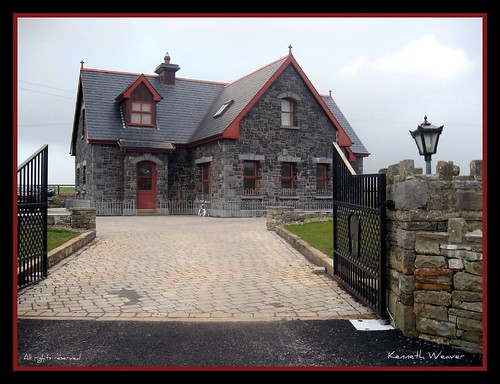 Ireland Stone Building : Beautiful stone house in ireland flickr photo sharing