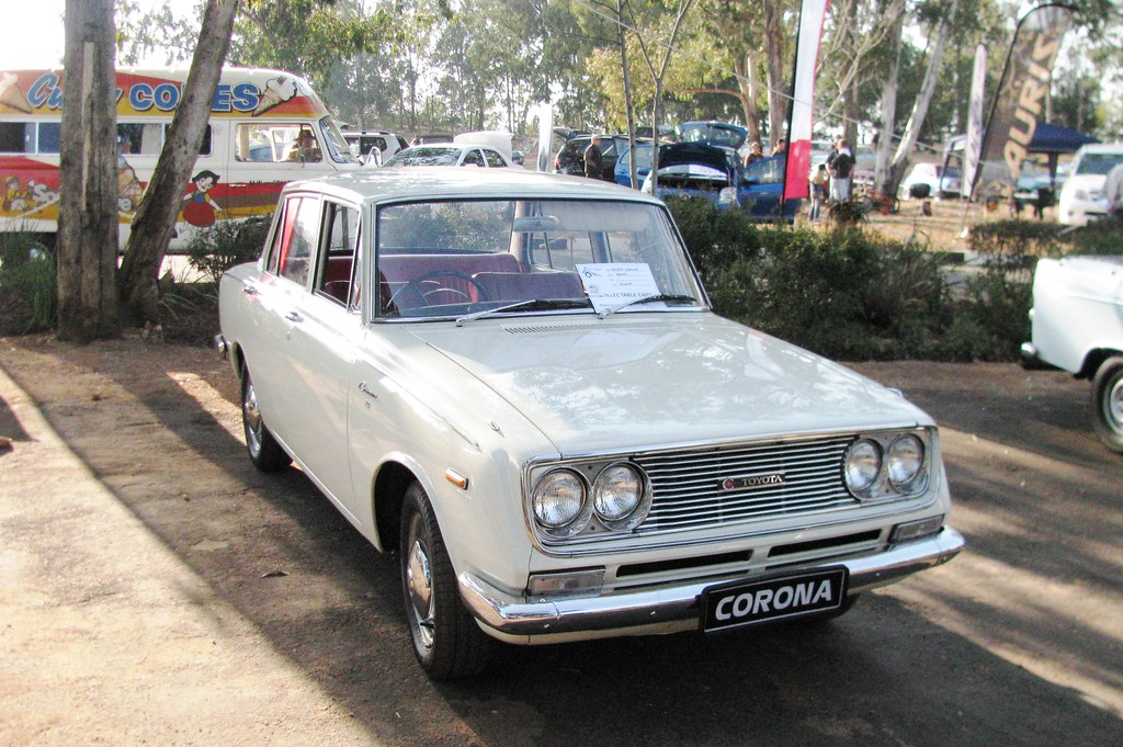Toyota 1960 S Corona P1 At Piston Ring Club Paul Horn