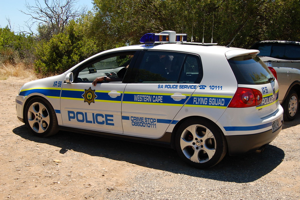 South African Police Cars For Sale
