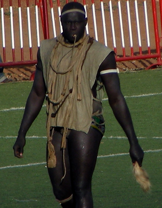 Senegalese Laamb Wrestling