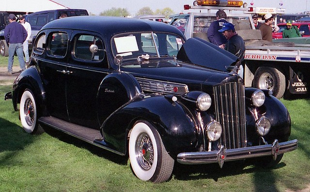 1939 Packard Super 8 4 door | Richard Spiegelman | Flickr