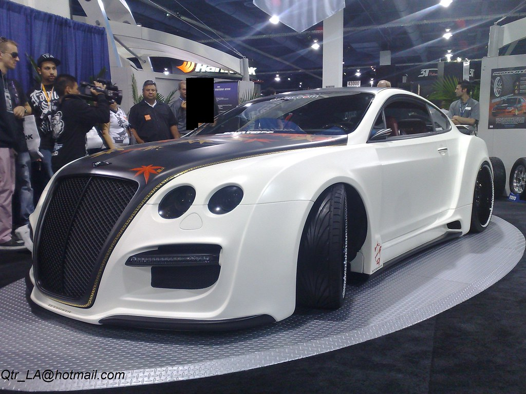 A B on Chrysler Bentley Kit