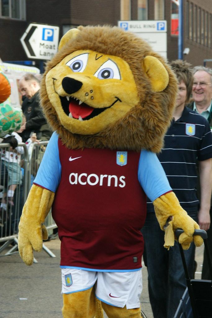 Birmingham St Patrick's Day 2009 | Hercules The Lion ...
