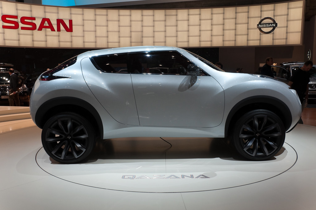 Nissan Qazana Daniel Reversat Flickr