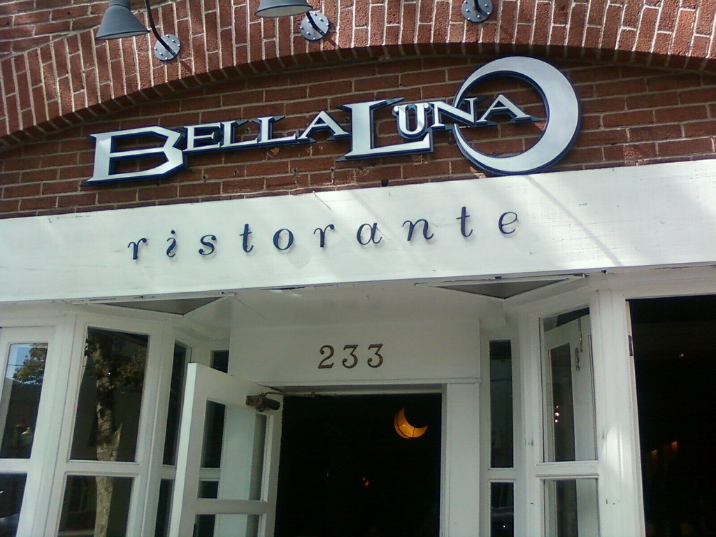 Italian Restaurant Downtown St Petersburg