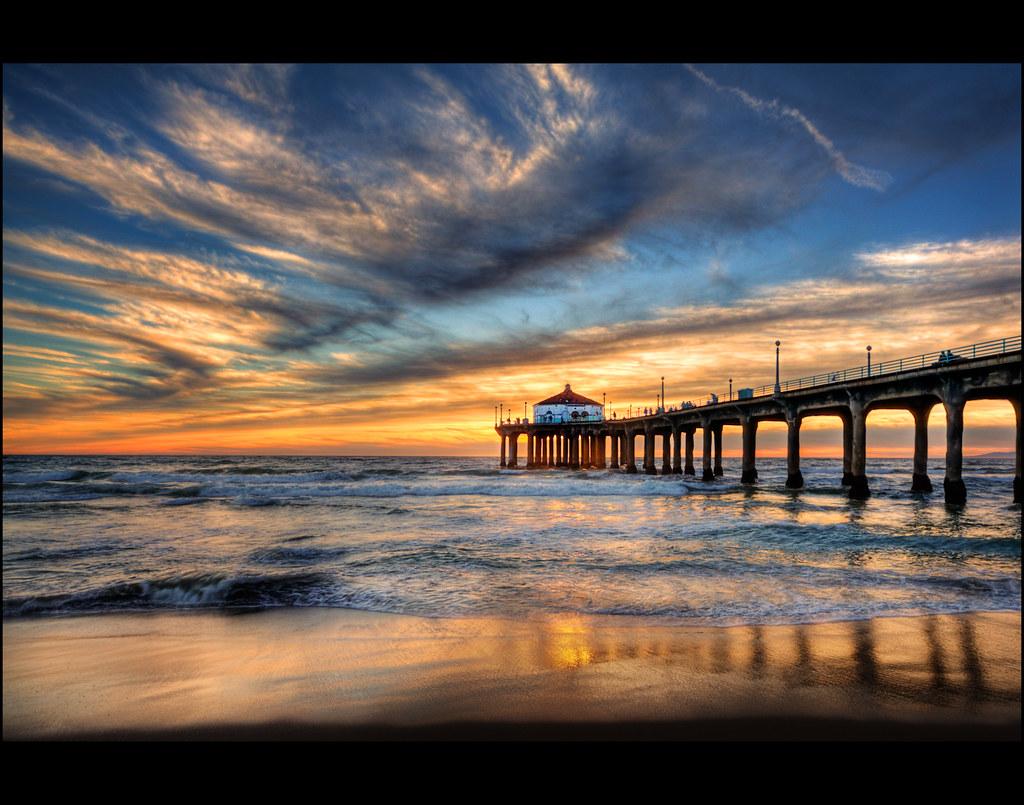 3361363467 on Naples Florida Pier Sunset