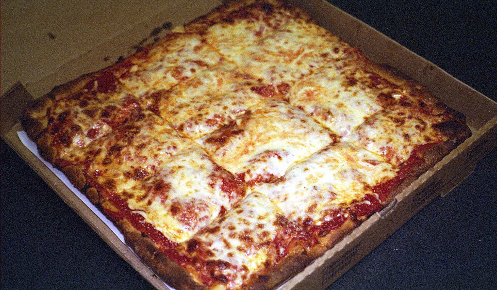 Sicilian Pizza - Perfectly Baked | Aroma Pizza's perfectly b ...