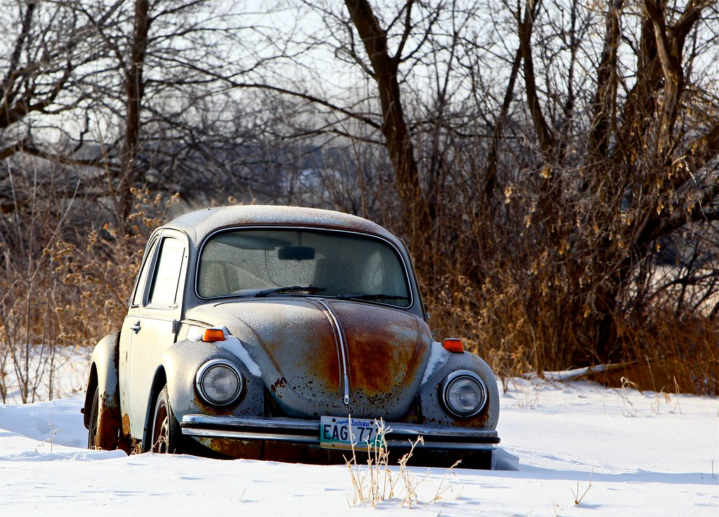 Punch Buggy | The title says it all......yesterday I was ...