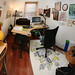 the creative office of live from bklyn