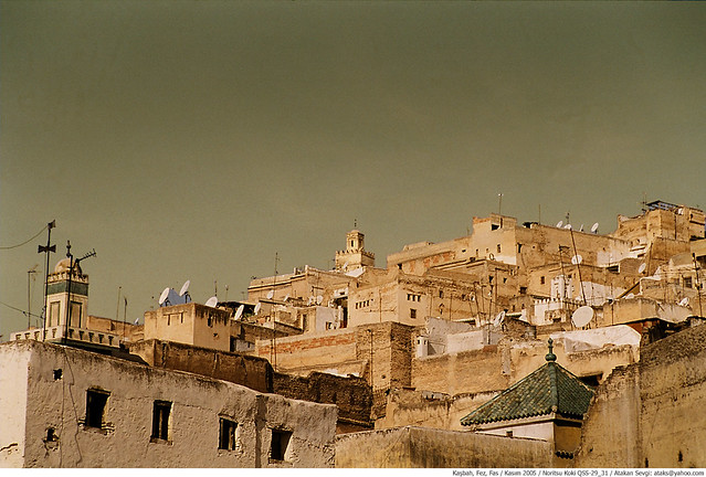 137 rock the casbah the old city part of fez in for Morocco motors erie pa