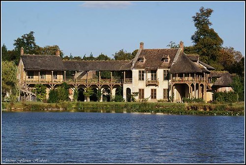 Jardins du ch teau de versailles domaine de marie antoin for Architecte jardin versailles