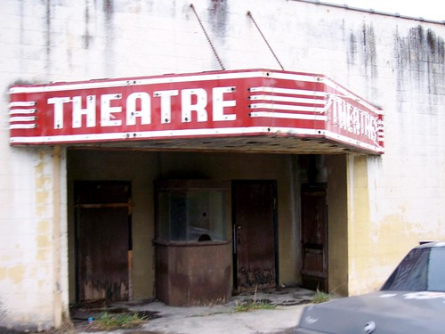 Day 17 Ewing, Virginia, Theatre | by Gail S