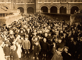 Children's Party, Dublin, 1920s | by National Library of Ireland on The Commons