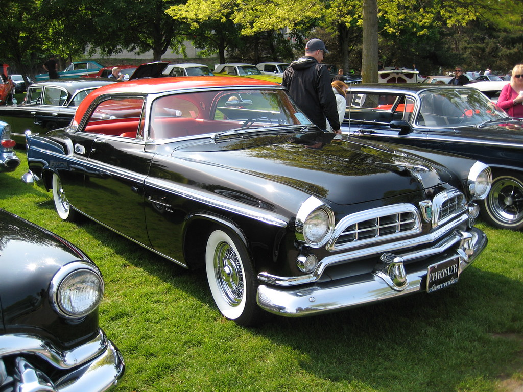 1955 Chrysler Windsor Deluxe More Cars From This Great