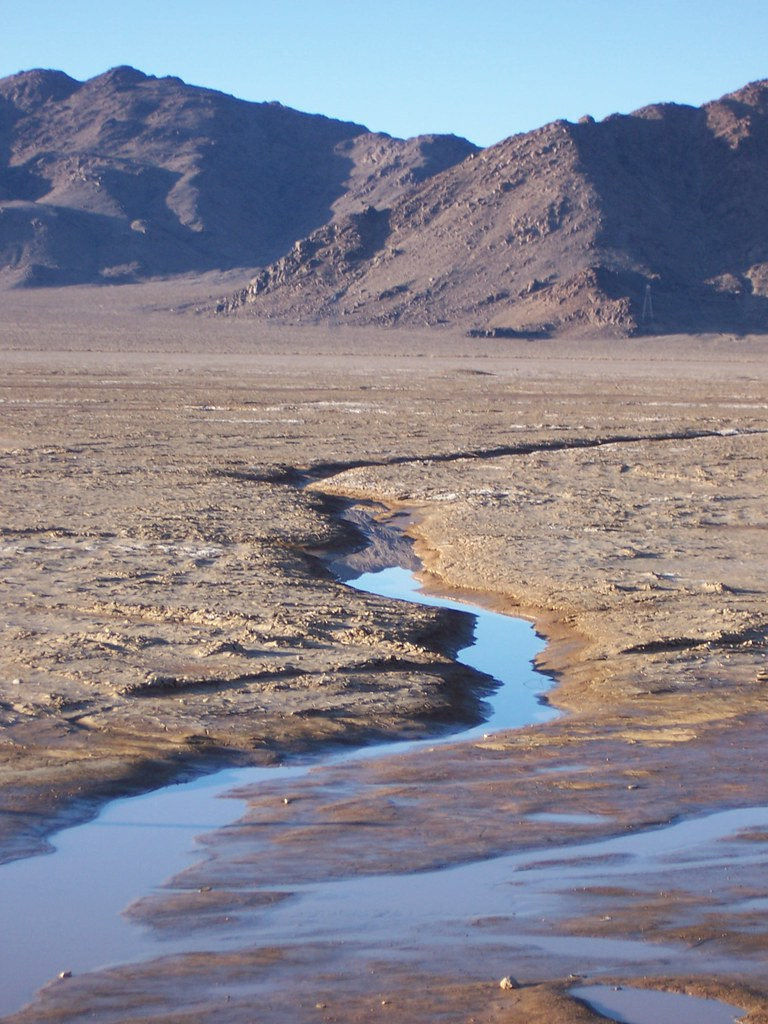 Desert Stream Gunsablazin Flickr