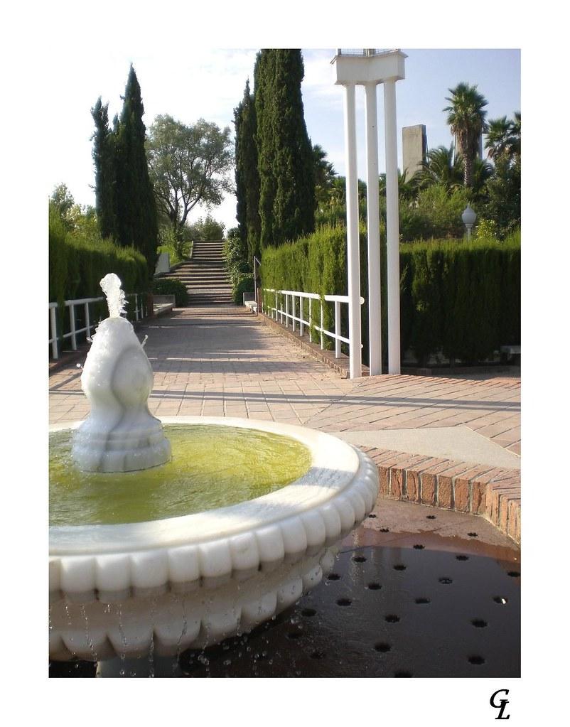 Jardin isl mico fuente senda de las tres culturas for Jardin islamico
