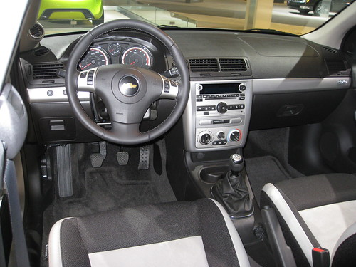 chevrolet cobalt ss sedan interior flickr photo sharing. Black Bedroom Furniture Sets. Home Design Ideas