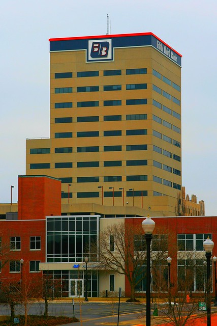 5 3 bank building downtown evansville flickr photo