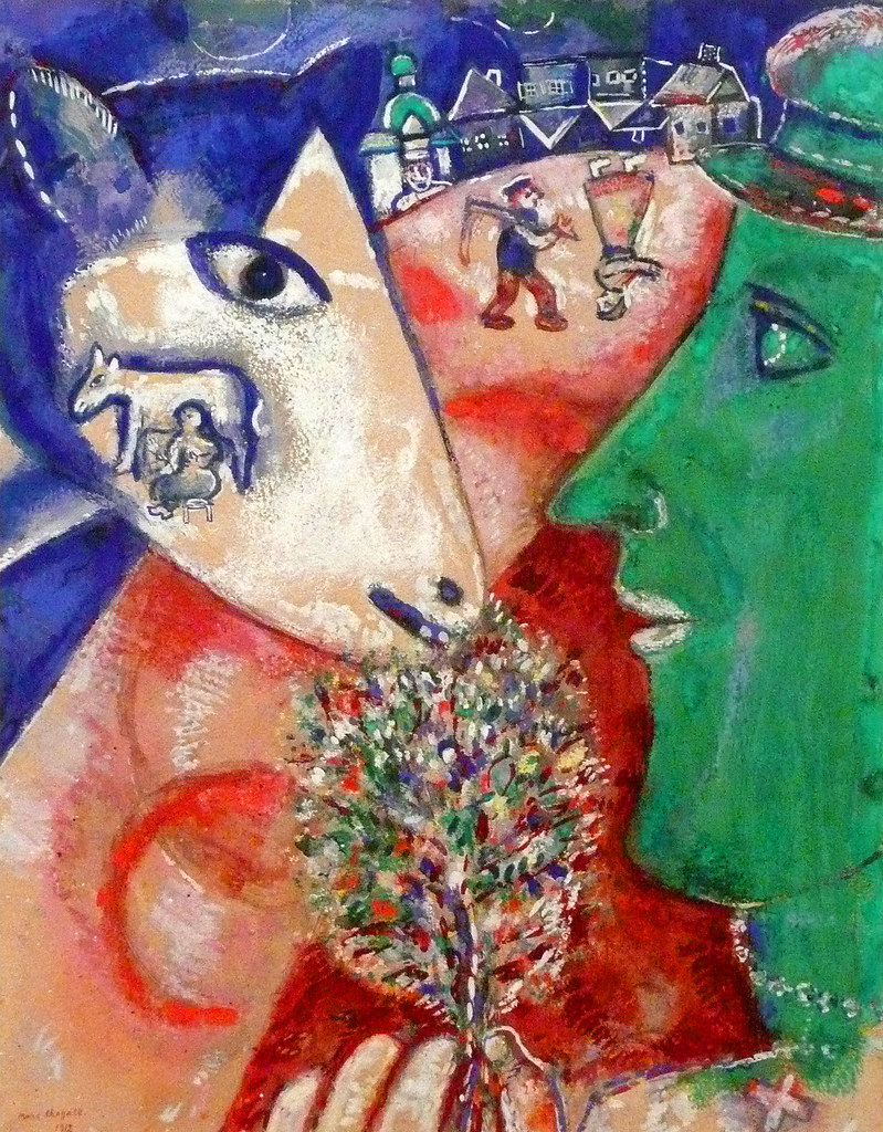 Marc Chagall, I and the Village | Marc Chagall (1877-1943), … | Flickr