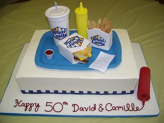 White Castle Cake | by Erin Salerno