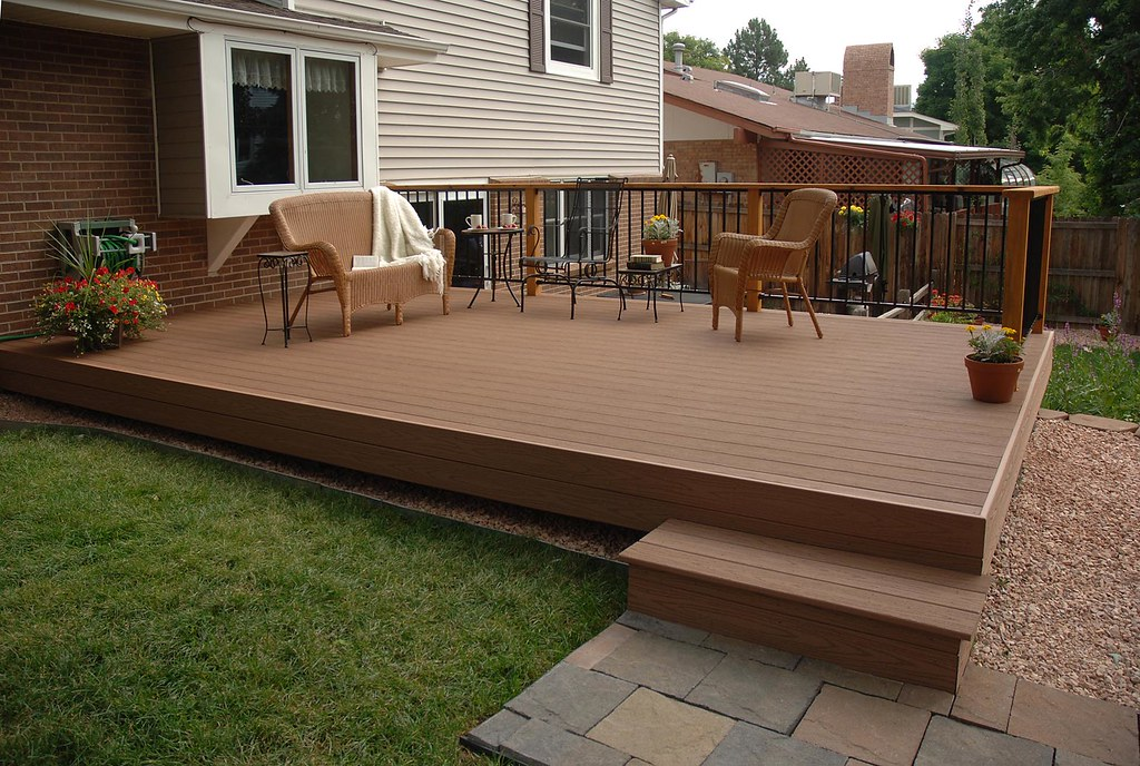 Fiberon Professional Composite Decking Fiberon Flickr