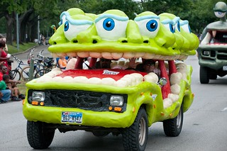 2010 Houston Art Car Parade | by barryDphotography