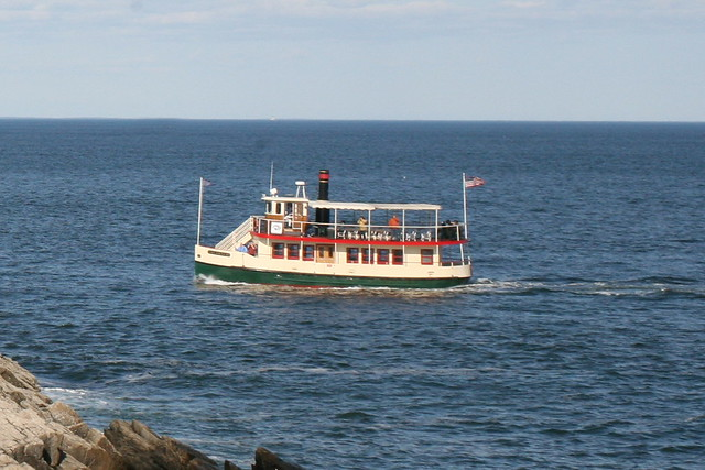 Scenic Boat Tours In Maine