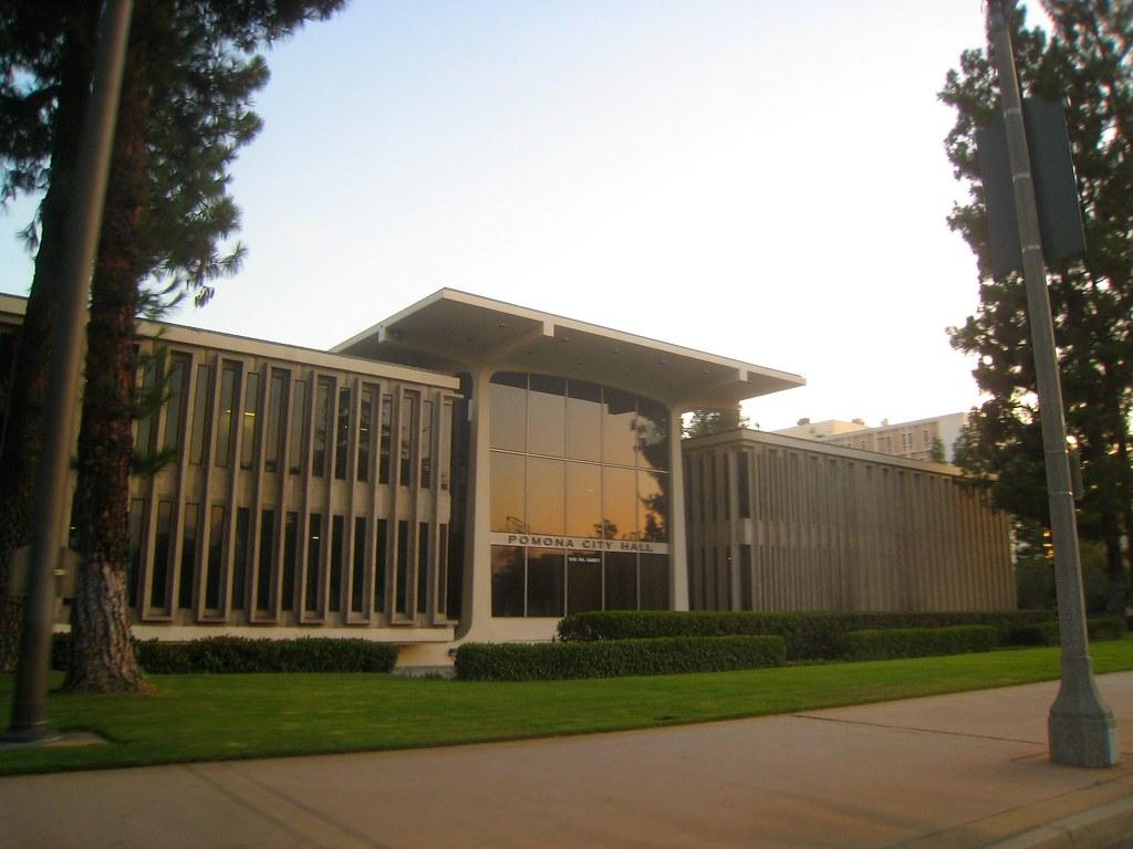 City Hall Pomona Jobs