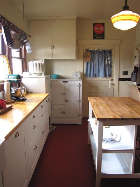 Stenstorp Kitchen Island And Cart