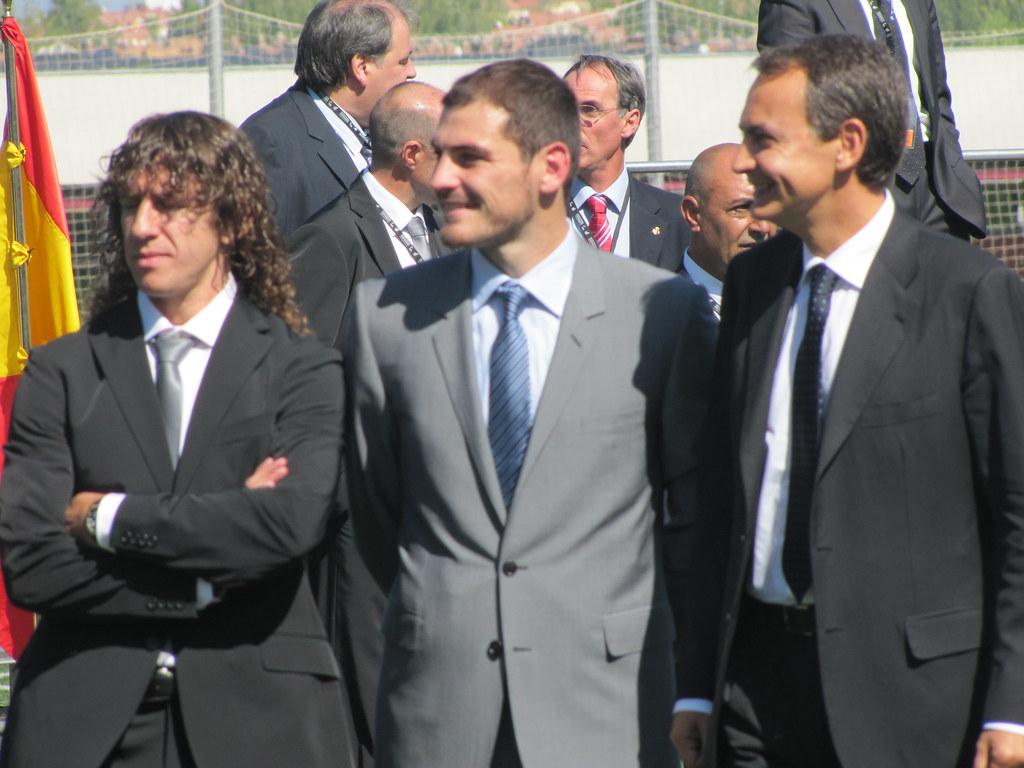¿Cuánto mide Carles Puyol? - Altura - Real height 3990152636_fdedd590c5_b