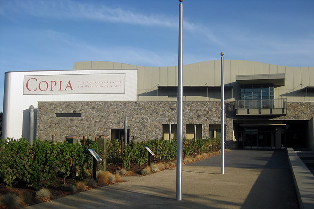 California Napa Copia The American Center For Wine