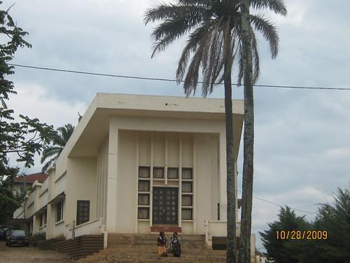 Siège de l'assemblée provinciale du Sud-Kivu à Bukavu