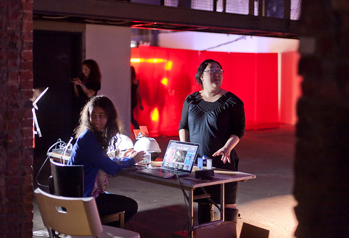 MIXER: Past Futures @ Eyebeam April 2010 by Shalin Scupham-8133 | by eyebeam