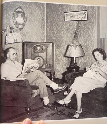 1930s living room flickr photo sharing for Modern 1930s living room
