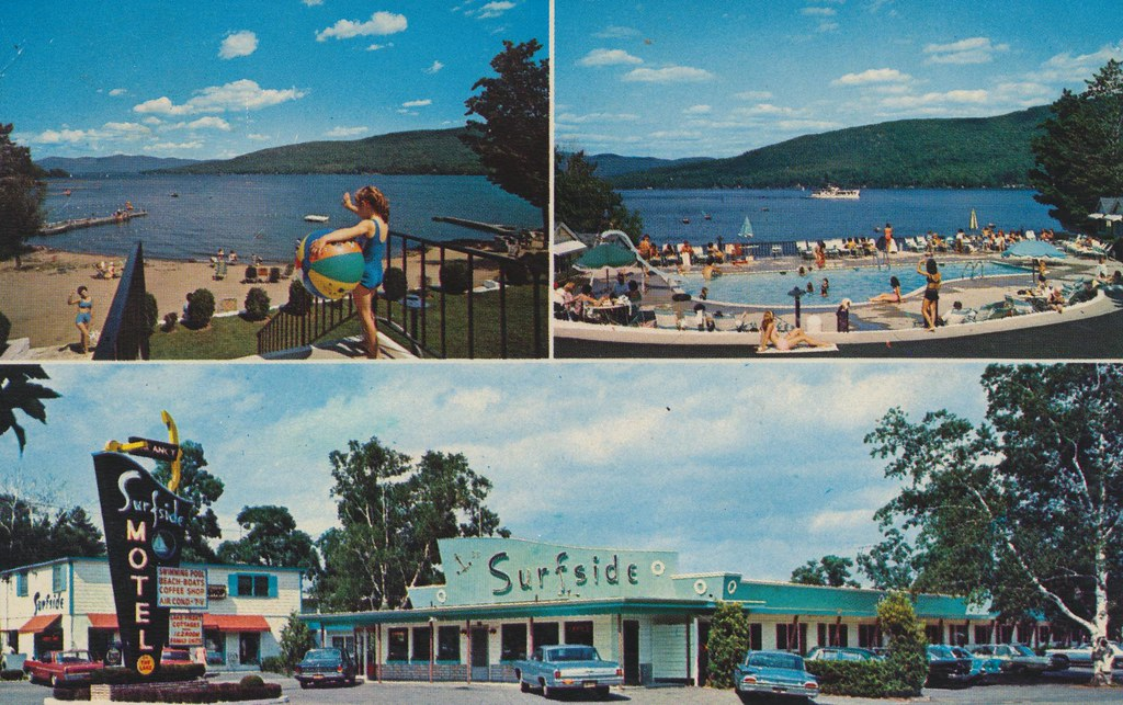 Surfside Motel Lake George Ny