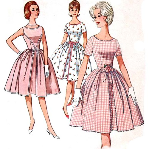 vintage 1960 s summer dress sewing pattern i the