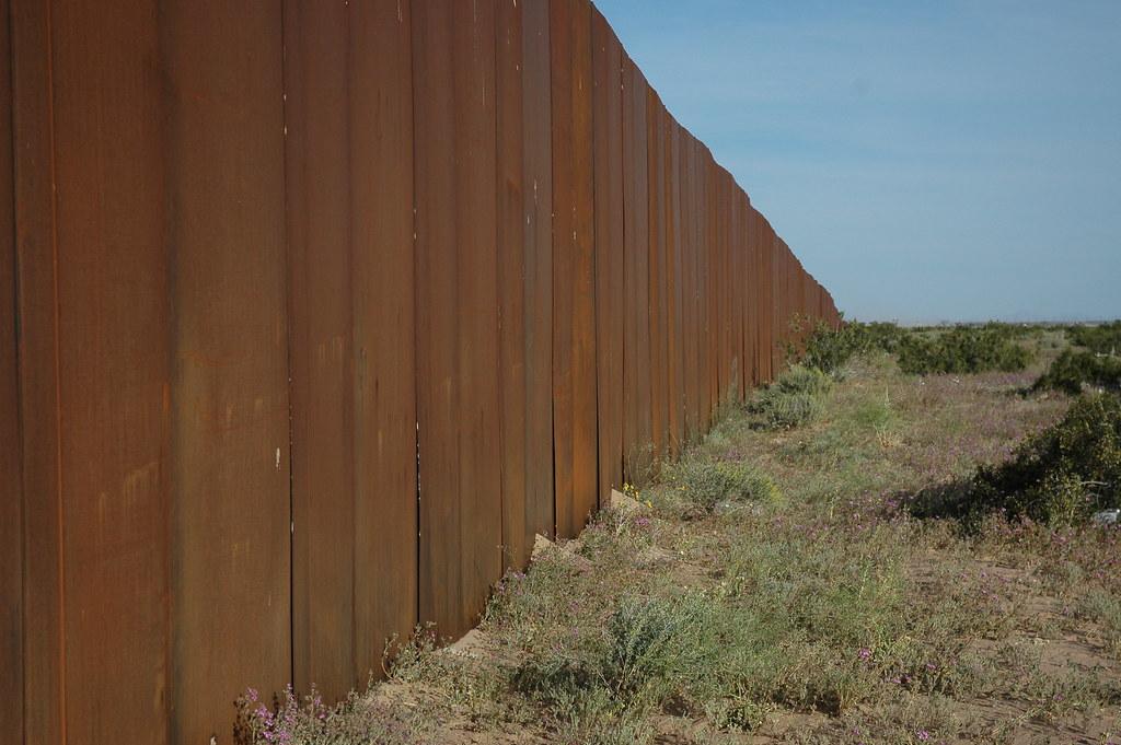 Build A Wall Between Us