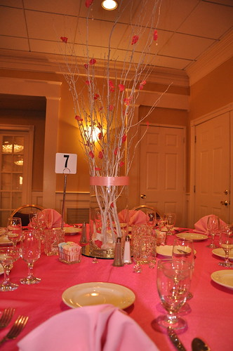 Quinceanera centerpieces flickr photo sharing