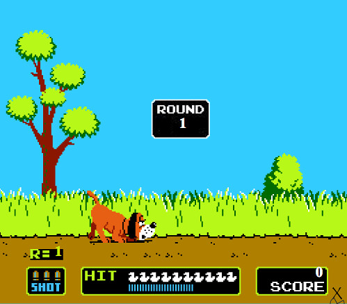duck hunt flash web game if you grew up during the