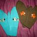 Woodland mittens