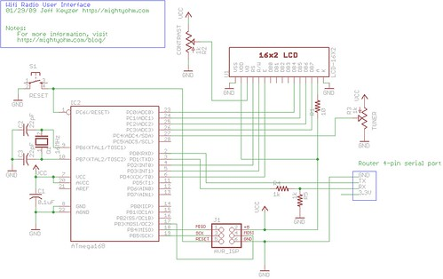 A D E on Camera Circuit Diagram