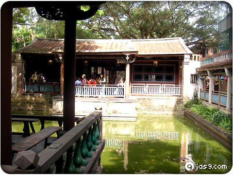 The Lin Family Mansion And Garden Jas9