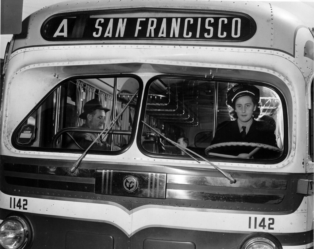San Francisco Bound 1944 Photographer Unknown Go