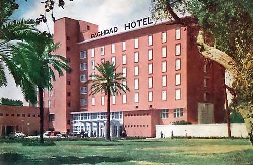 Baghdad Hotel 1961