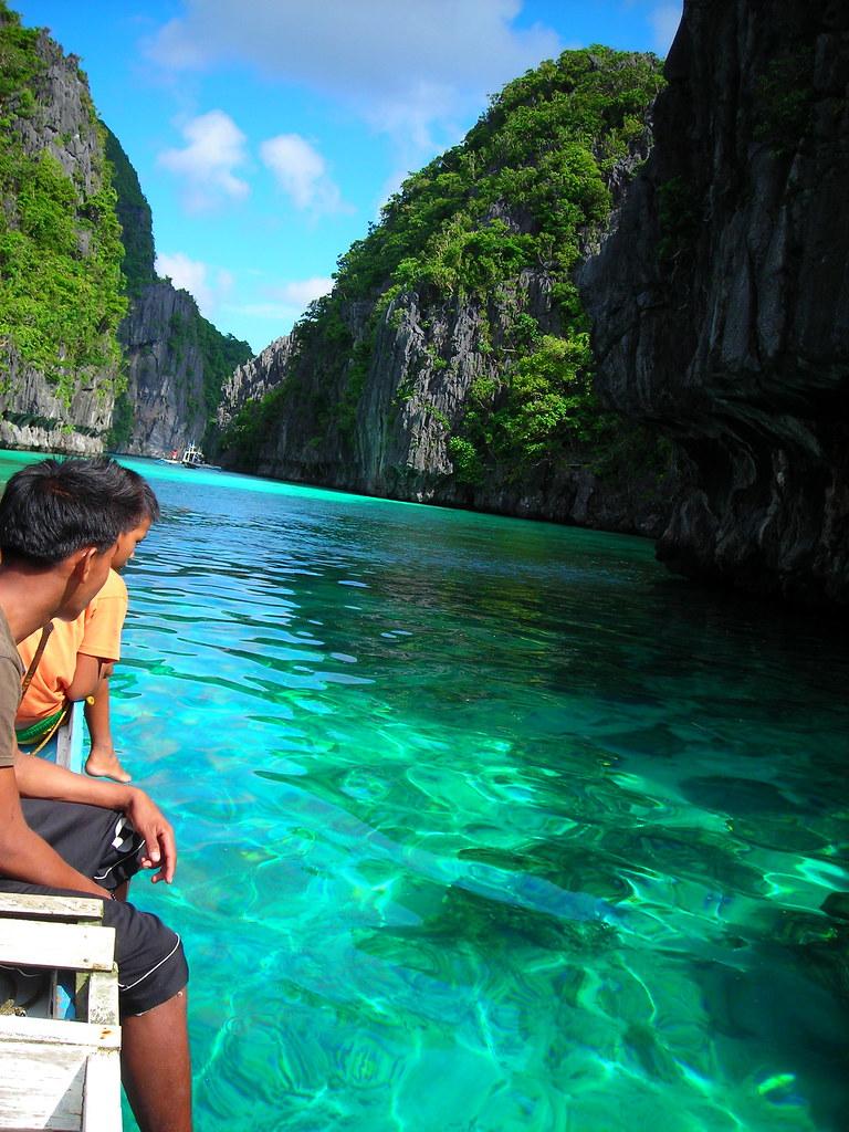 Bacuit Archipelago Palawan Philippines Arbung Flickr