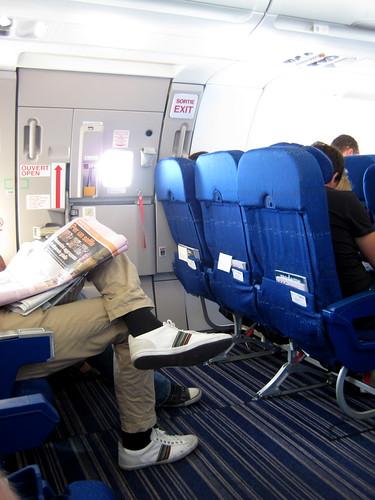 Int rieur d 39 un a321 d 39 air france inside air france a321 for Air france vol interieur